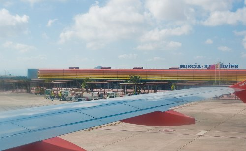 Murcia–San Javier Airport San Javier, Spain in Taken 3