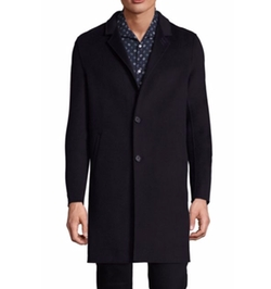 Double Sided Wool Coat by The Kooples in Power