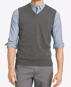 Campus Sweater Vest by IZOD in The Good Place