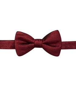 Distinction Shimmer Solid Bow Tie by Ryan Seacrest in Scarface