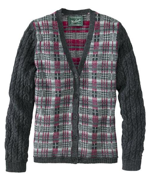 Women's Middleburg Cardigan by Woolrich in The Hundred-Foot Journey