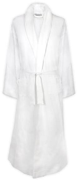 Diamond Pattern Luxury Spa Robe, White by Down Etc in Vampire Academy