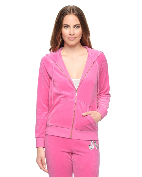 Mosaic Relaxed Jacket by Juicy Couture in The Visit