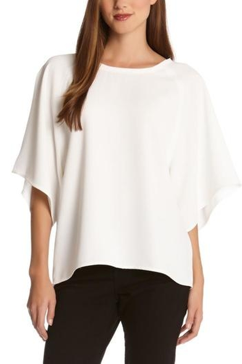 Modern Sleeve Top by Fifteen Twenty in Keeping Up With The Kardashians - Season 11 Episode 8
