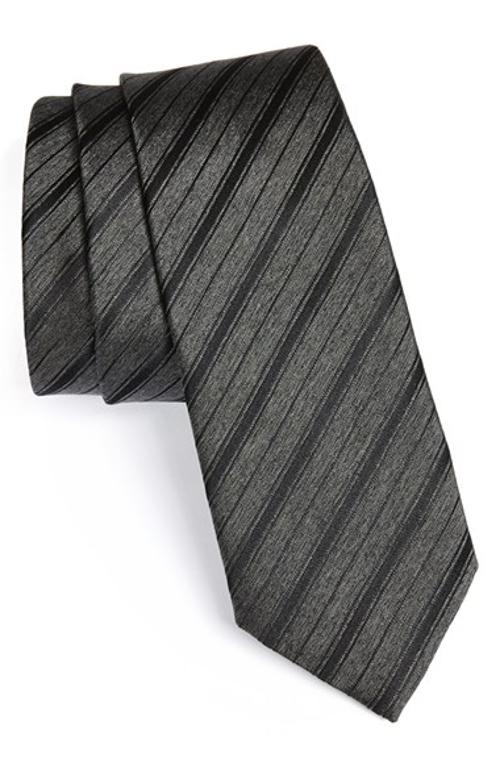 Woven Silk Tie by Z Zegna in Lee Daniels' The Butler