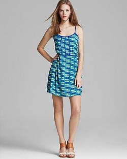 Arrowhead Stripe Cami Dress by AQUA in Dolphin Tale 2