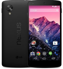 Nexus 5 Phone by Google in The Counselor