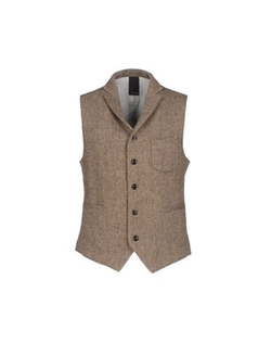 Single Breasted Vest by (+) People in Crimson Peak