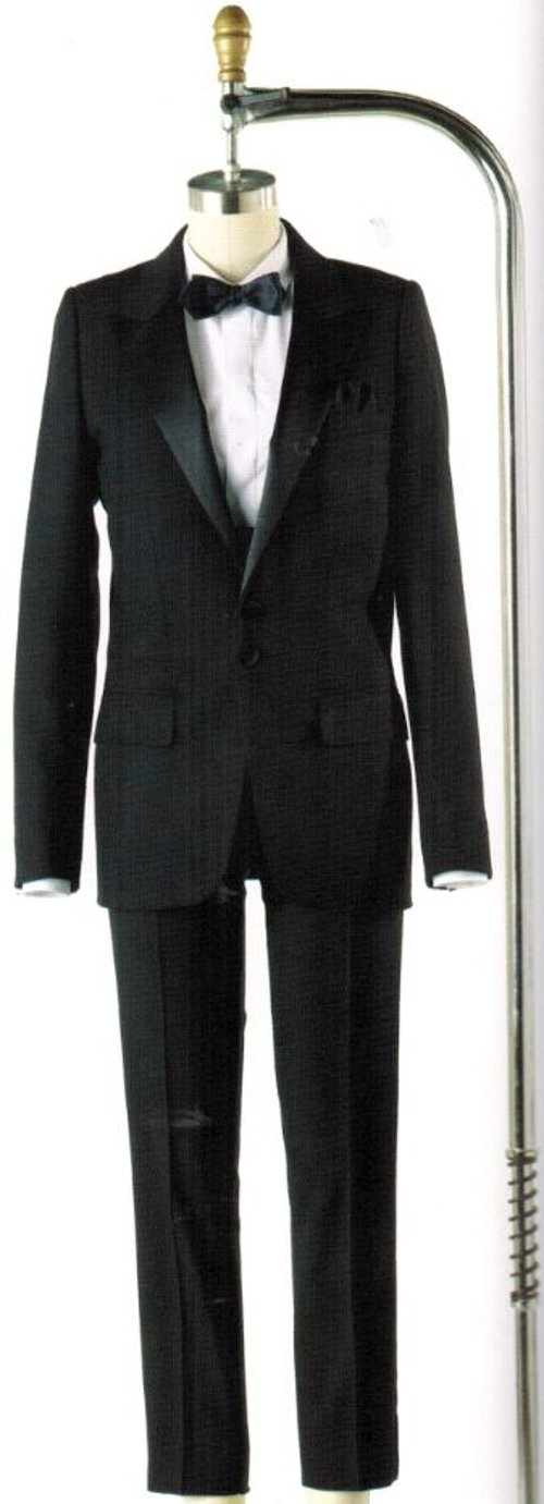 Petite Taille Tux Jacket by Christian Dior in Sex and the City 2