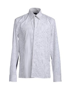 Striped Dress Shirt by John Richmond in (500) Days of Summer