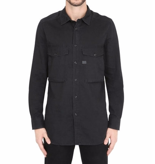 Aged Cotton Shirt by G-Star in Sleepless