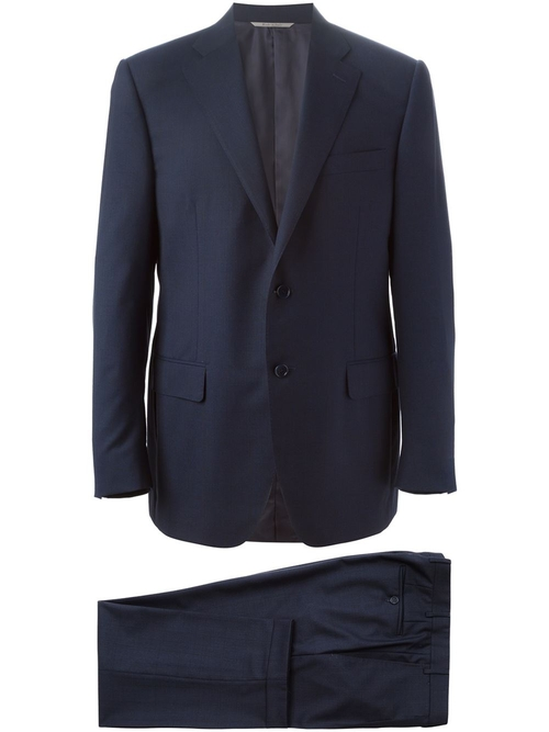 Two Piece Suit by Canali in The Nice Guys