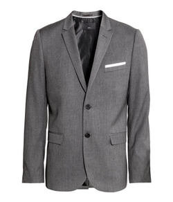 Slim Fit Blazer by H&M in Master of None