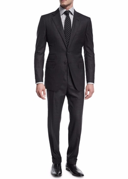 O'Connor Base Broken Twill Two-Piece Suit by Tom Ford in Suits