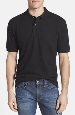 'Devonport' Cotton Piqué Polo Shirt by Rodd & Gunn in Master of None