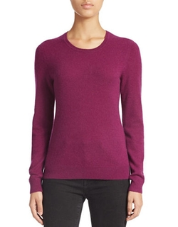 Crewneck Cashmere Sweater by Lord & Taylor in Brooklyn Nine-Nine