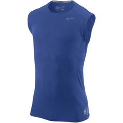 Fitted Sleeveless Shirt by Nike in Ballers