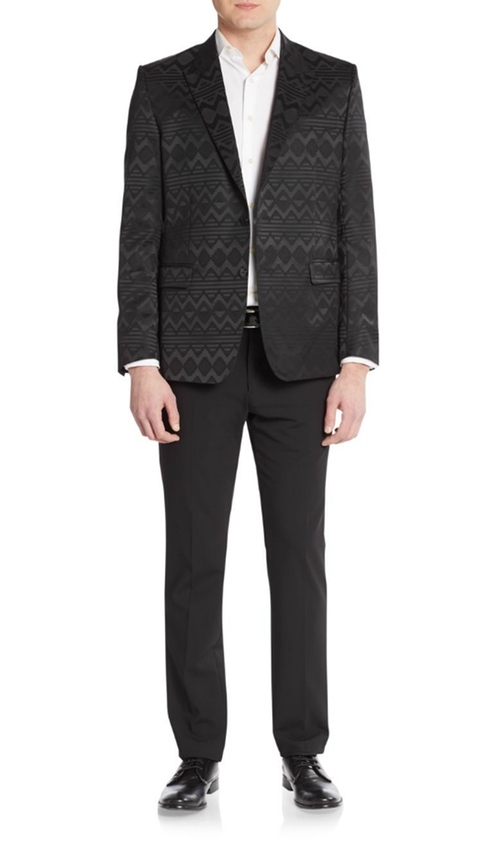 Regular-Fit Sante Fe Sportcoat by Versace Collection in Empire - Season 2 Episode 6