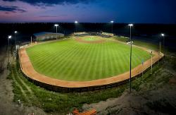 Okotoks, Alberta, Canada by Seaman Stadium in Interstellar