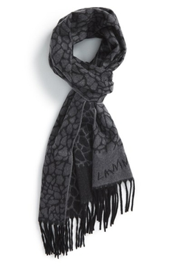 Cashmere Scarf by Lanvin in The Hateful Eight