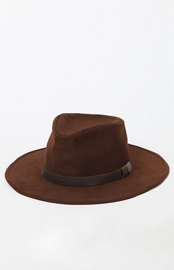 Thorpe Fedora Hat by Brixton in Inherent Vice