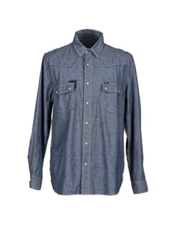 Denim Shirt by Barbour in Knocked Up