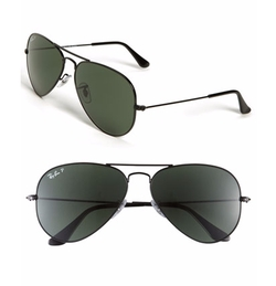 'Original Aviator' Polarized Sunglasses by Ray-Ban in Veep