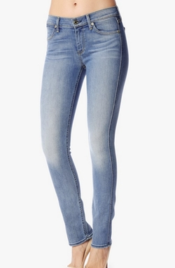 Slim Illusion Modern Straight Leg Jeans by 7 for all Mankind in Modern Family