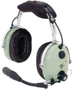 H10-60H Headset by David Clark in The Secret Life of Walter Mitty
