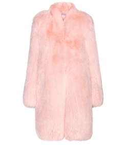 Fox Fur Coat by Altuzarra in Empire