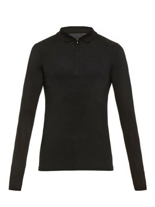 Lx Polo Long-Sleeved Top by Lacroix in The Age of Adaline