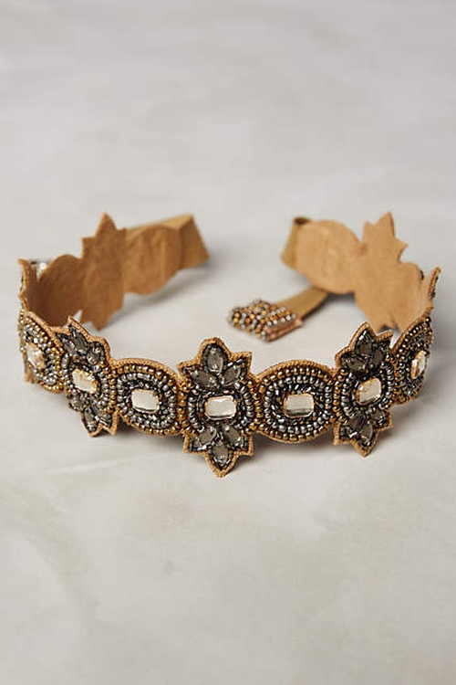 Delicate Tracery Belt by Anthropologie in Pretty Little Liars