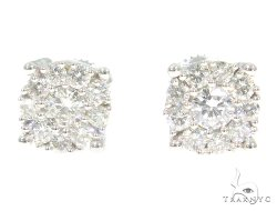 Chrysler Diamond Earrings by TraxNYC in Top Five