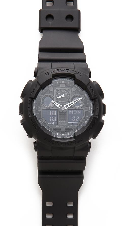 Big Combi Military Series Watch by G-Shock in Project Almanac