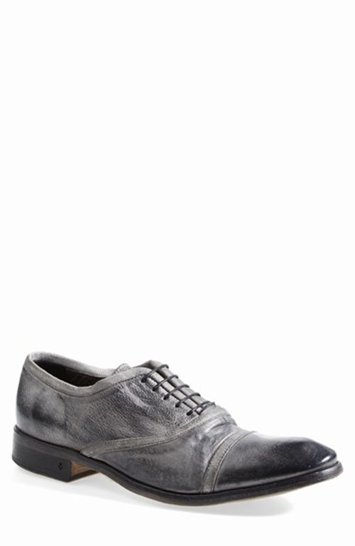 Richards Cap Toe Oxford Shoes by John Varvatos Collection in Furious 7