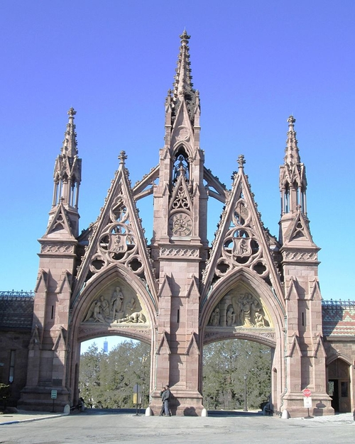 Green-Wood Cemetery Brooklyn, New York in Daredevil - Season 2  - Preview