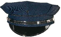 Navy Blue - Law Enforcement Utility Cover 8 Pointed Cap by galaxyarmynavy in X-Men: Days of Future Past