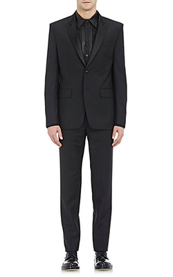 Two-Button Tuxedo Suit by Givenchy in Scandal