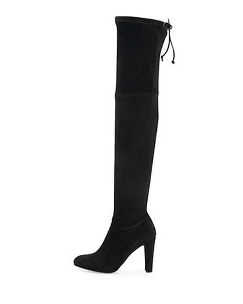 Build Your Own Highland Or Lowland Over-The-Knee Boots by Stuart Weitzman in Empire - Season 2 Episode 9