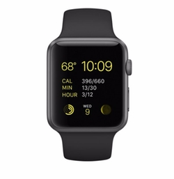 Sport Watch by Apple in Lethal Weapon