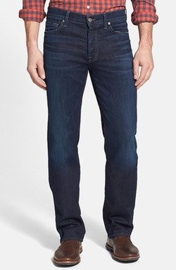 Classic Straight Leg Jeans by 7 For All Mankind in Sleeping with Other People