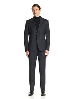 Peak Lapel Suit by Versace  in Arrow