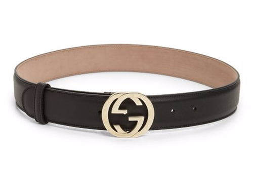 Interlocking G Leather Belt by Gucci in How To Get Away With Murder