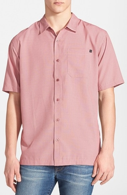 'East Cape' Short Sleeve Check Woven Shirt by O'Neill in Modern Family