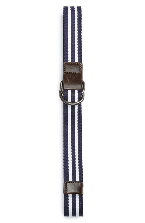 Stripe Belt by Nordstrom in American Horror Story - Season 5 Episode 1