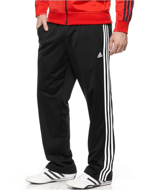 Varsity Tricot Pant by Adidas in Million Dollar Arm