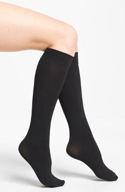 Opaque Microfiber Knee High Socks by DKNY in Lee Daniels' The Butler