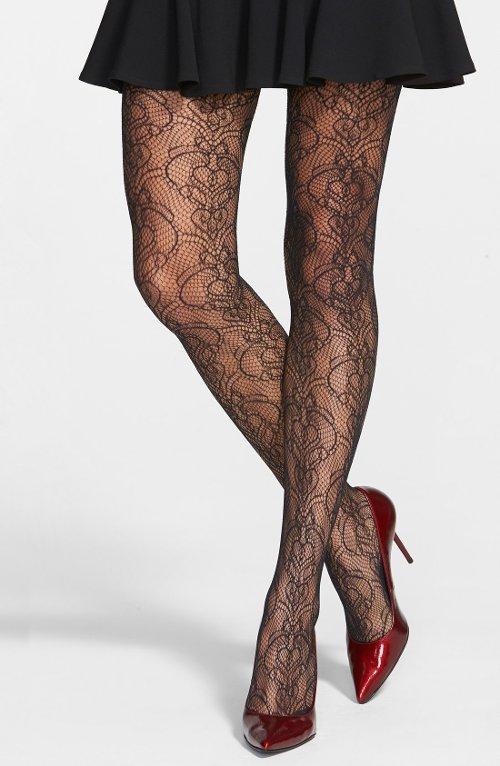 'Absolute' Tights by Oroblu in That Awkward Moment