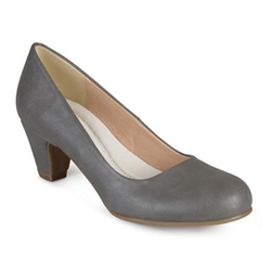 Luu Round Toe Pumps by Journee Collection in The Big Bang Theory