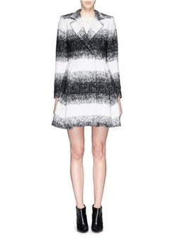 'Therese' Coat by Alice & Olivia in Arrow